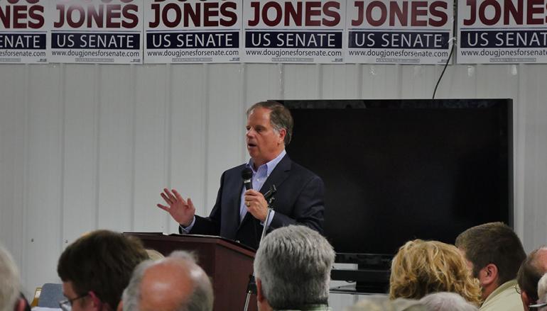 Sen. Jones: Auto Tariffs Threaten Alabama Jobs