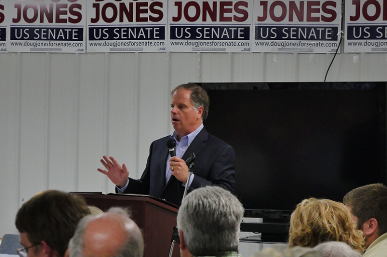 Sen. Jones: Auto Tariffs Threaten Alabama Jobs