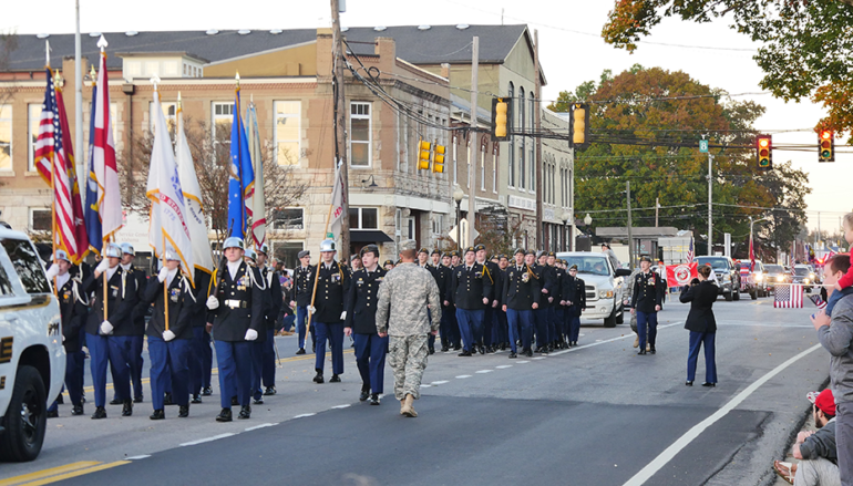 Fort Payne holds 2017 Veterans Day Parade (Photos)