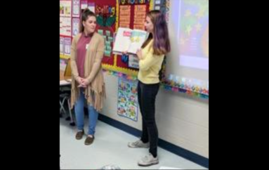 FPHS Students Teach Empathy lessons at Wills Valley