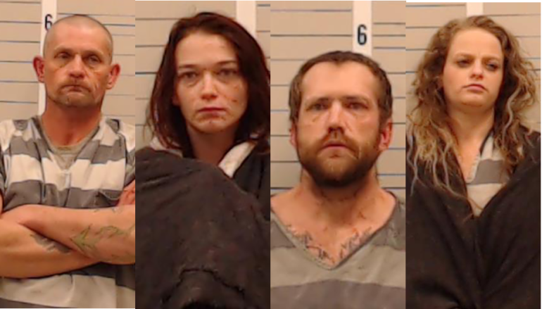 DeKalb Co. Sheriff announces four arrests in separate incidents