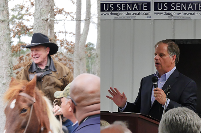 Write-in votes to be counted, Poll says Moore should concede