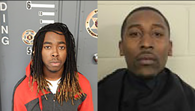 Two arrested after trying to scam prescription pills at Cedar Bluff pharmacy