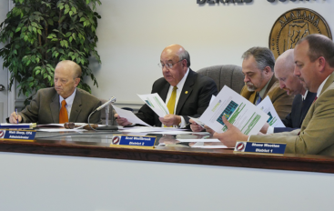 "VIDEO: DeKalb Co. Commission passes resolution supporting the ""Stepping Up"" initiative"