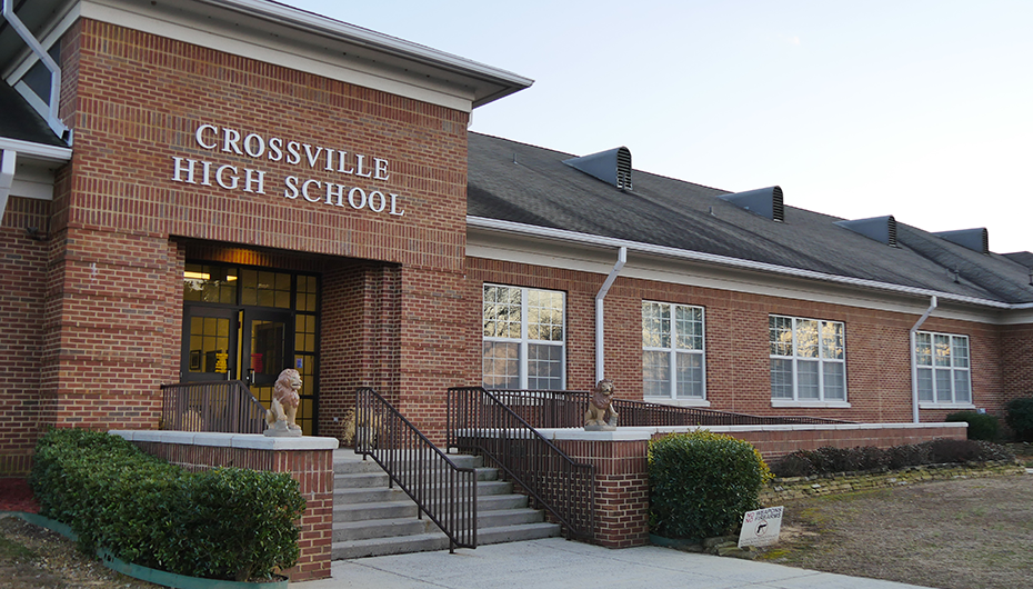 "Crossville High rebounds from ""Failing School"" designation"