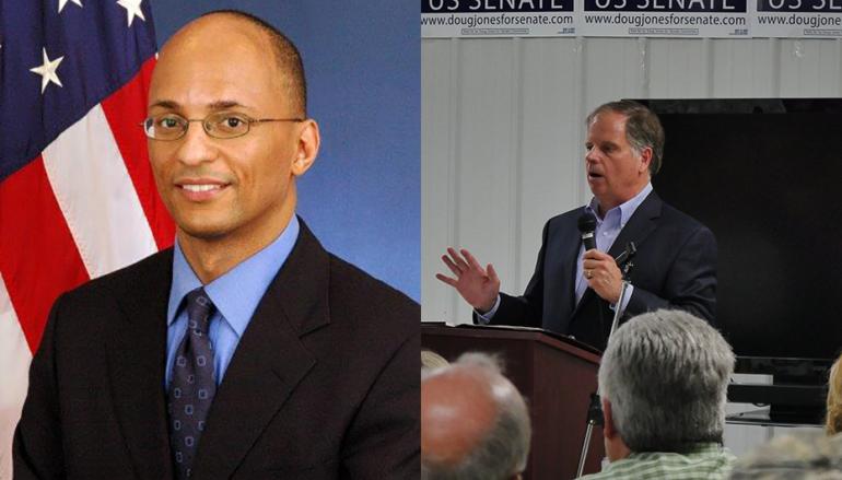 Jones hires native Alabamian Dana Gresham as Chief of Staff