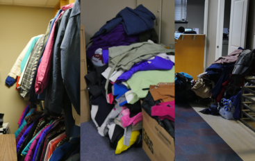 Rainsville PD has plenty of coats for those in need!