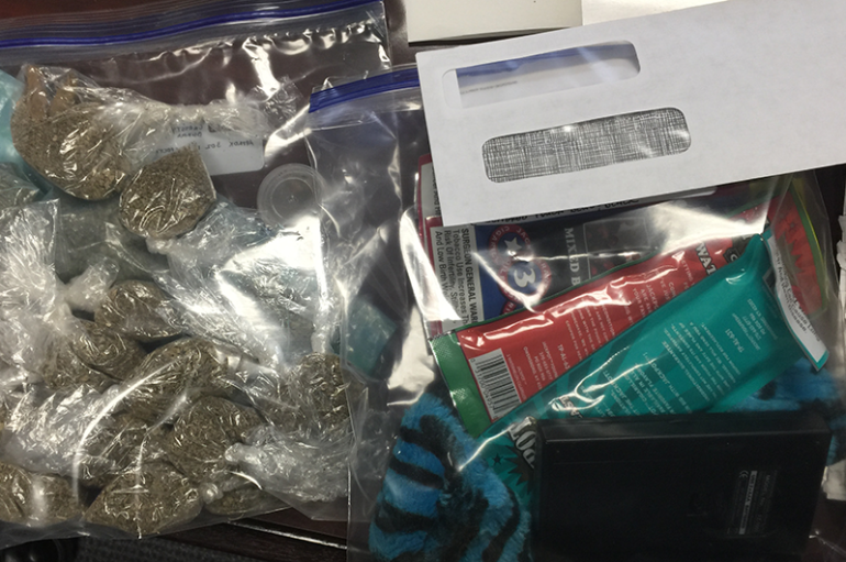 Rainsville Police Department seizes 5 ounces of Spice