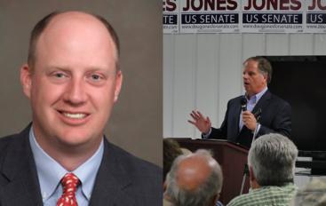 Ainsworth responds to U.S. Senator Doug Jones comments regarding plan to arm teachers