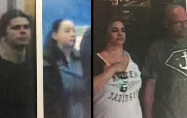 Fort Payne PD asking for public's help locating theft suspects