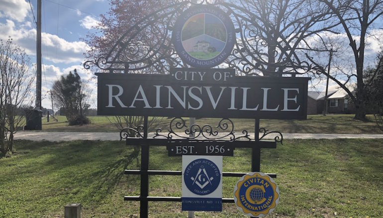 VIDEO: Safety Checkpoint for Rainsville