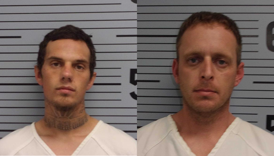 Suspects arrested regarding possible carjacking in Jackson Co.
