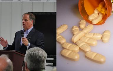 U.S. Senator Doug Jones discusses bipartisan efforts in the opioid crisis
