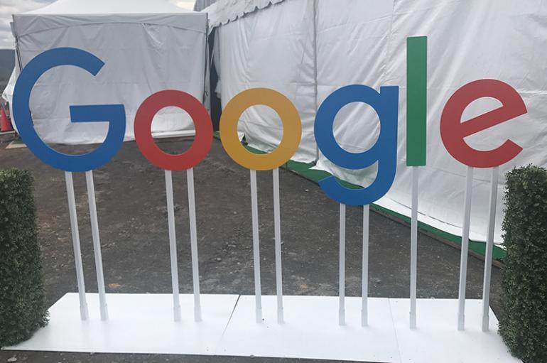 Groundbreaking held this week for new Google Data Center