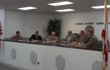 VIDEO: Commission meets on roads, teacher appreciation