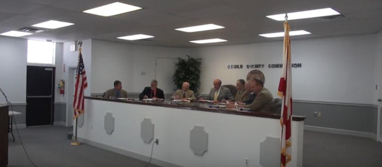 Commission Approves Speed Limit Change