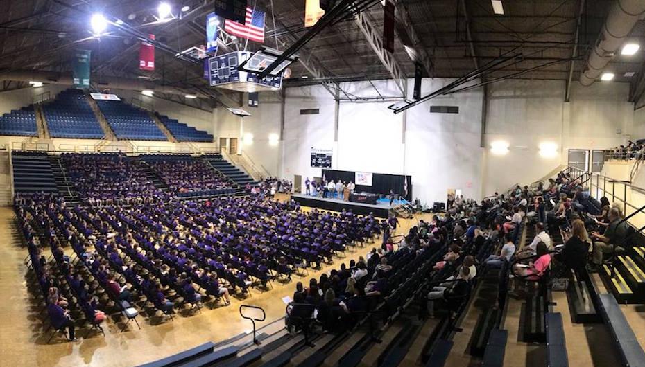 DeKalb breaks D.A.R.E. graduation record