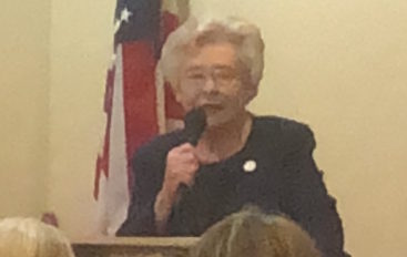Ivey Addresses DeKalb GOP