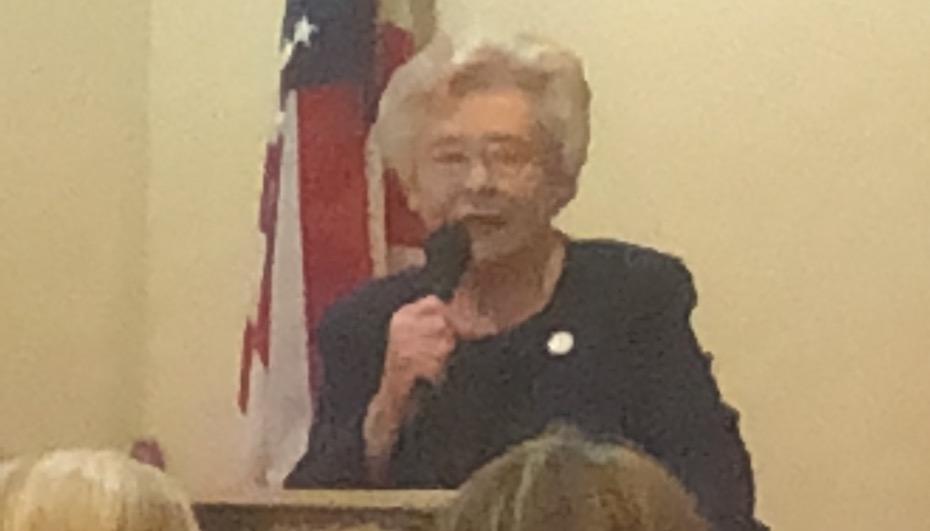 Ivey Addresses DeKalb GOP