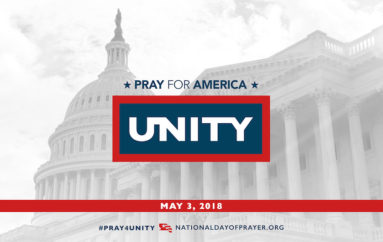 National Day of Prayer stretches from sea to shining sea
