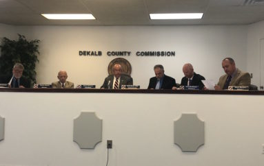 Commission holds regular meeting, approves road projects