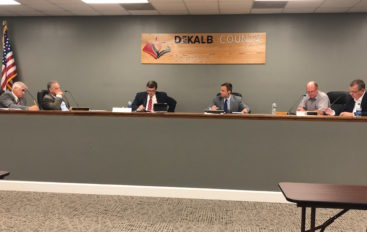 DeKalb BOE Discusses Safety