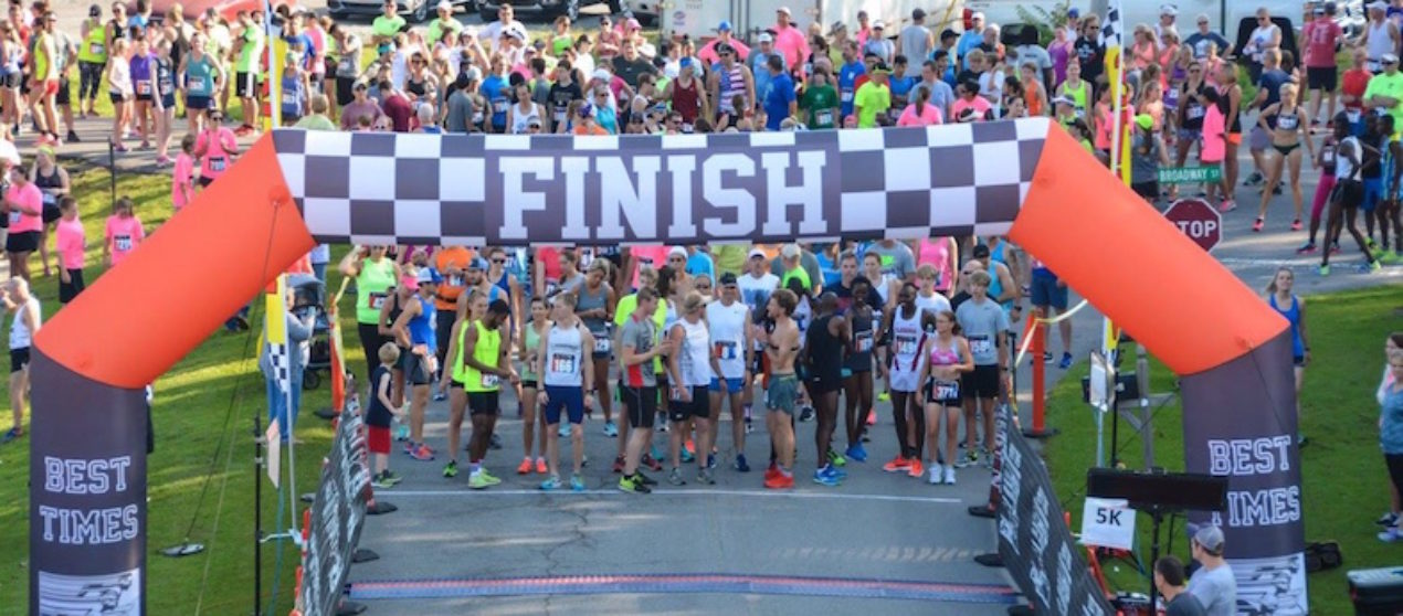The Best Small Race in America