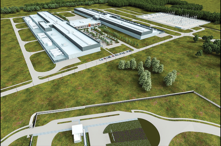 Ivey announces new Facebook data center in Huntsville