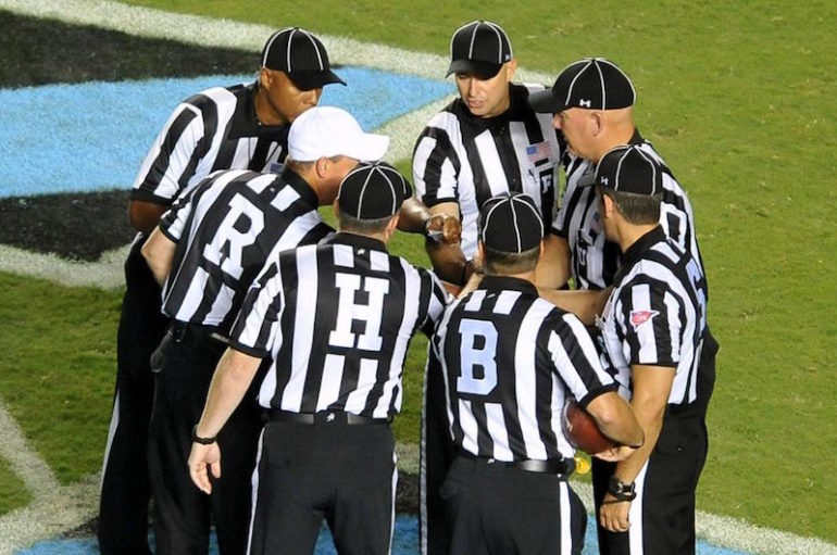 Calling All Refs!