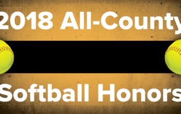 2018 All-County Softball Honors