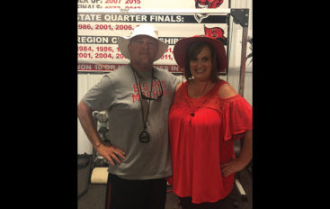 Spotlight on Coaches – Fyffe's Paul Benefield!