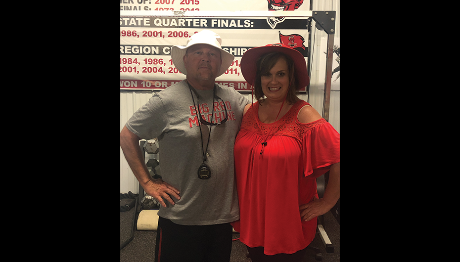 Spotlight on Coaches - Fyffe's Paul Benefield!