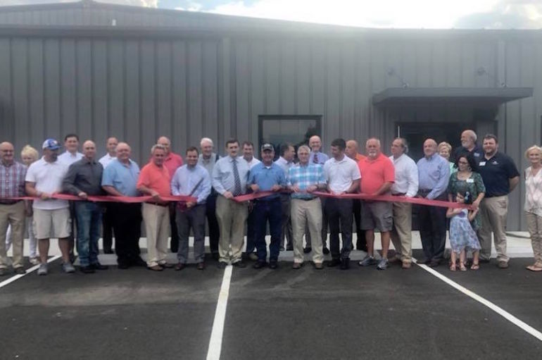 BOE Officially Opens Bus Garage