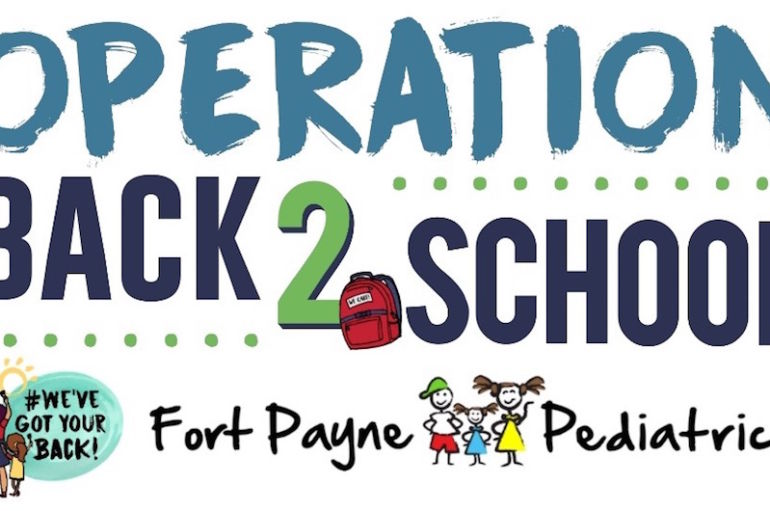Operation Back To School!