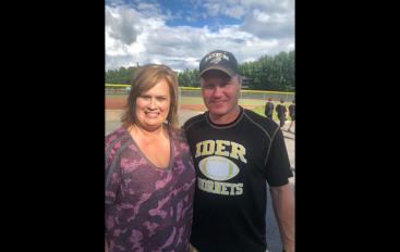Spotlight on Coaches — Ider's Brent Tinker!