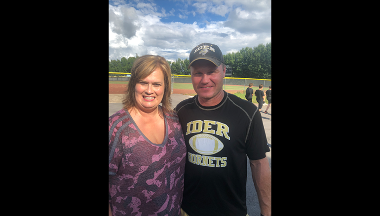 Spotlight on Coaches — Ider's Brent Tinker!