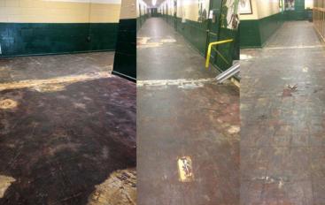 Asbestos Found in Sylvania School Floor