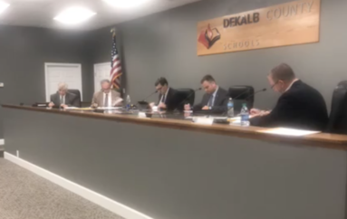 Financial Surplus for DeKalb BOE