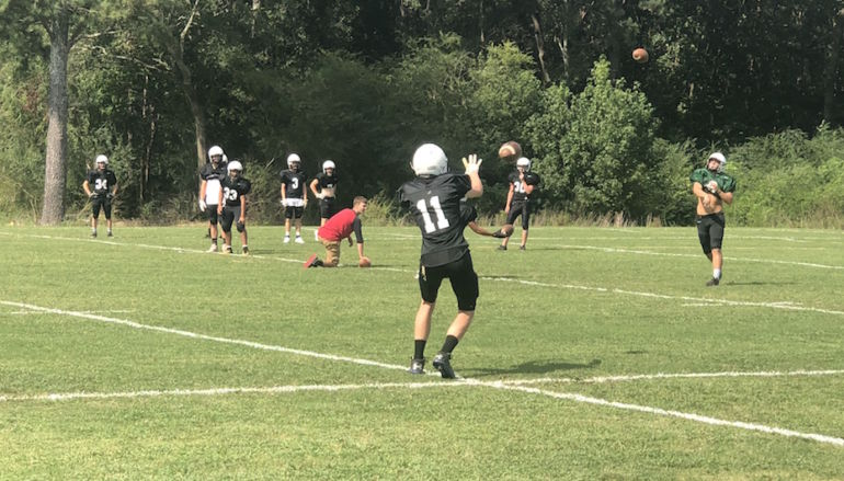 Inside The Huddle with the Crossville Lions