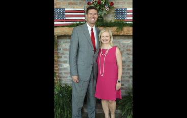 Merrill Makes Campaign Stop