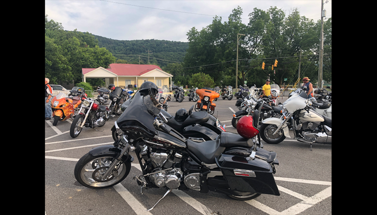 Wills Town Rats host Bike Night