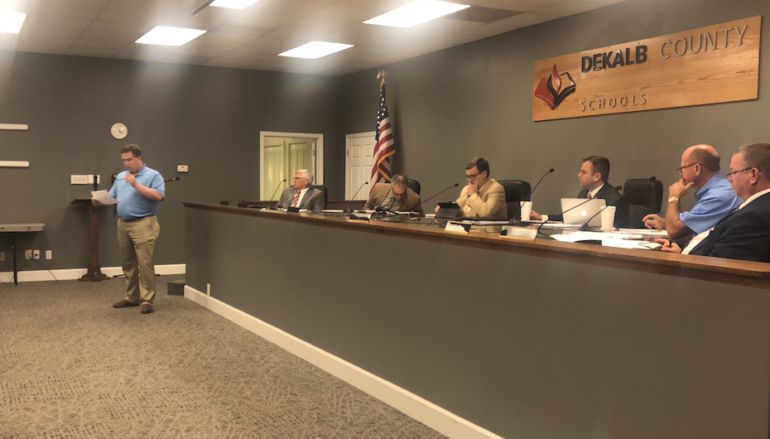 BOE approves budget