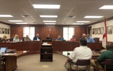 Fort Payne accepts new subdivision