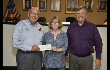 Geraldine to renovate Senior Center