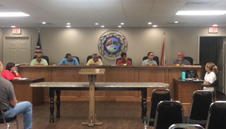 Council Discusses Proposed Budget