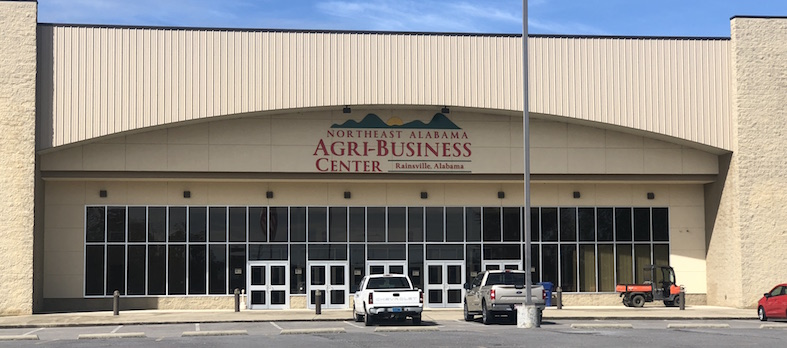 Rainsville Renews Ag Center Lease