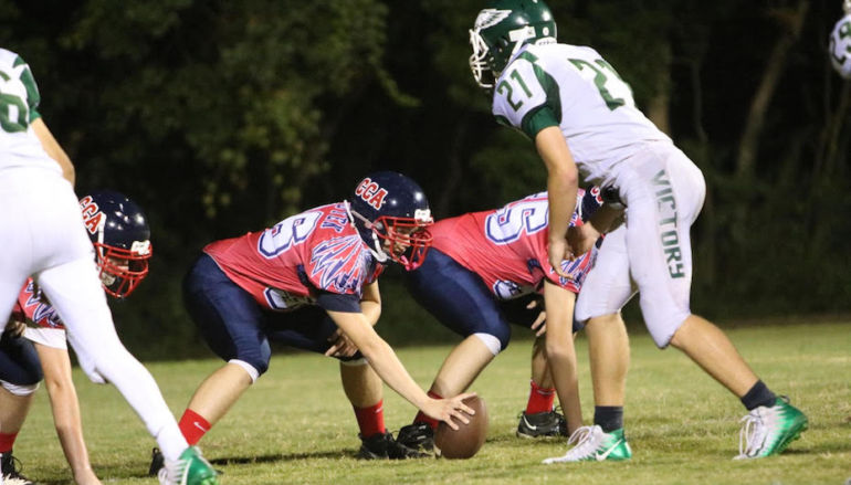 CCA Falls to Victory Christian