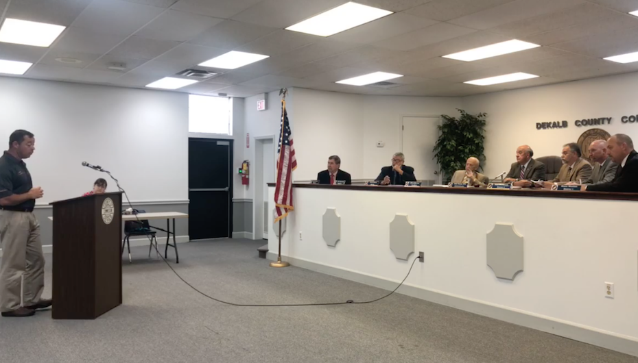 Commission discusses inmate housing