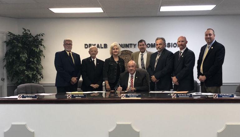 Commission honors Retired Educators