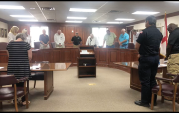 Fort Payne Council starts fiscal year